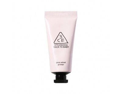 3CE Back To Baby Pore Velvet Primer