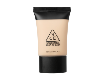 3CE Back To Baby BB Cream SPF35 PA++