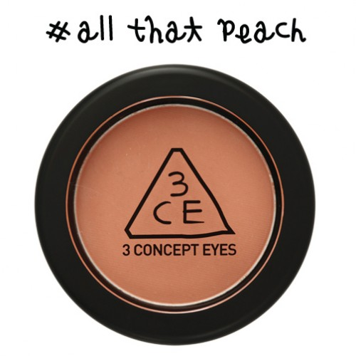 3CE Face Blush #All That Peach