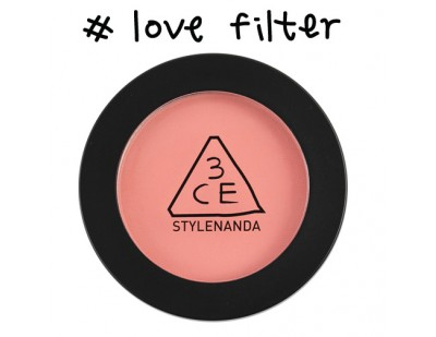 3CE Face Blush #Love Filter