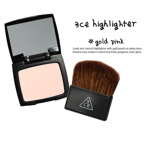 3CE HighLighter #Gold Pink
