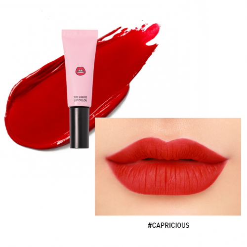 3CE Liquid Lip Color #Capricious