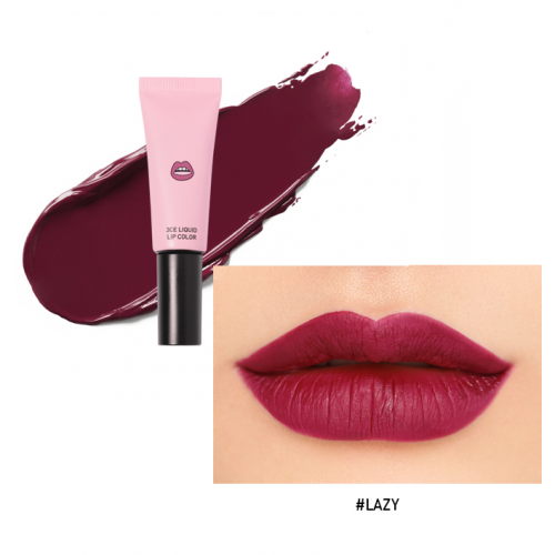 3CE Liquid Lip Color #Lazy