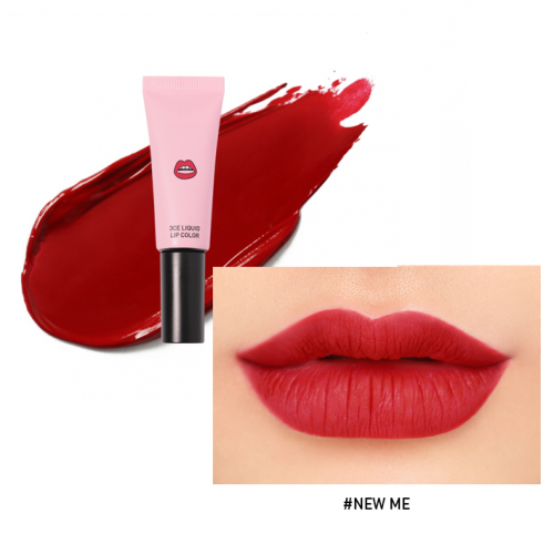 3CE Liquid Lip Color #New Me