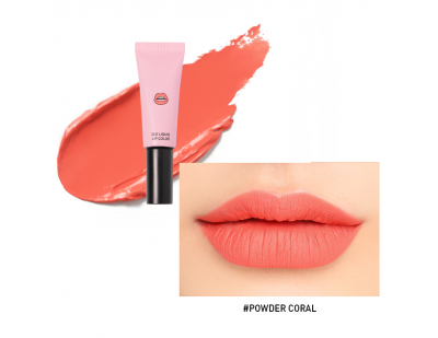 3CE Liquid Lip Color #Powder Coral