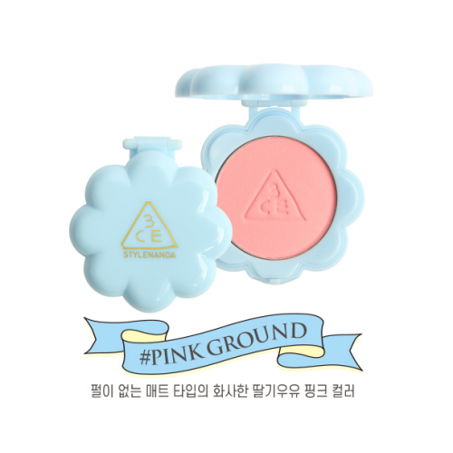 3CE Love Cheek Maker #Pink Ground