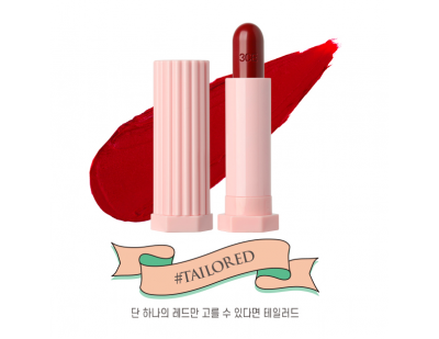 3CE Love Glossy Lip Stick #Tailored