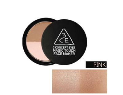 3CE Magic Touch Face Maker #Pink