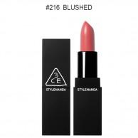3CE Stylenanda Matte Lip Color #216 Blushed