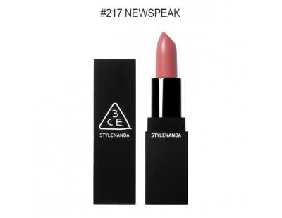3CE Matte Lip Color #217 NewSpeak