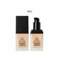 3CE Stylenanda Matte Fit Foundation SPF50+PA+++ #002 ผิวคล้ำ