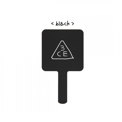 3CE Mini Hand Mirror #Black [ กระจกขนาดเล็ก ]