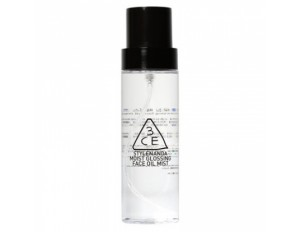 3CE Moist Glossing Face Oil Mist 140 ml.