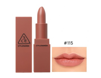 3CE Mood Recipe Matte Lip Color #115 Muss