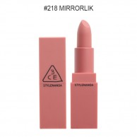 3CE Mood Recipe Matte Lip Color #218 Mirrorlike