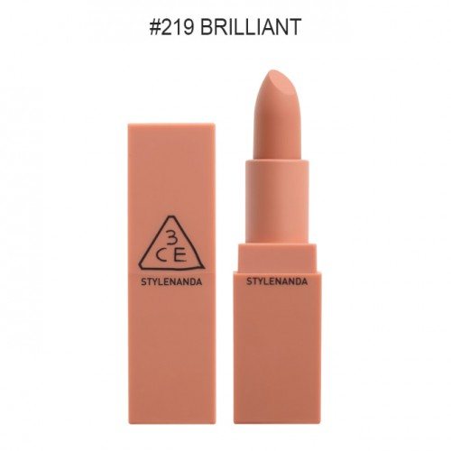 3CE Mood Recipe Matte Lip Color #219 Brilliant