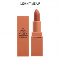 3CE Mood Recipe Matte Lip Color #220 Hit Me Up