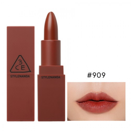 3CE Mood Recipe Matte Lip Color #909 Smoked Rose