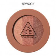 3CE Stylenanda Mood Recipe Triple Shadow #Swoon