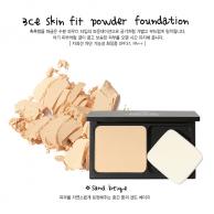3CE Stylenanda Skin Fit Powder Foundation #ผิวคล้ำ