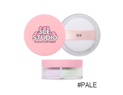 3CE Studio Blur Filter Powder #2 Pale
