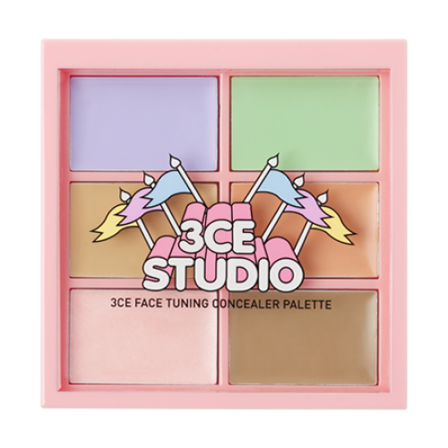3CE Stylenanda Studio Face Tuning Concealer Palette