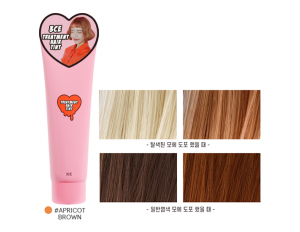 3ce Treatment Hair Tint #Apicot Brown