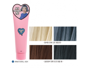 3ce Treatment Hair Tint #Natural Ash