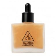 3CE Stylenanda Treatment Shimmer Oil