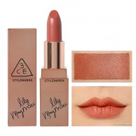 3CE Stylenanda Lily Maymac Matte Lip Color #908 Warm and Sweet