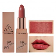 3CE Stylenanda Lily Maymac Matte Lip Color #118 Holy Rose