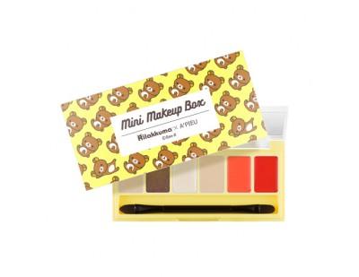 A'PIEU X Rilakkuma Mini Makeup Box #1 Modern And Trendy