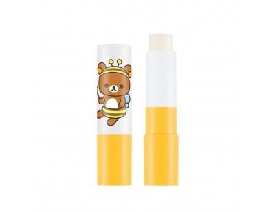 A'PIEU X Rilakkuma Honey & Milk Lip Balm