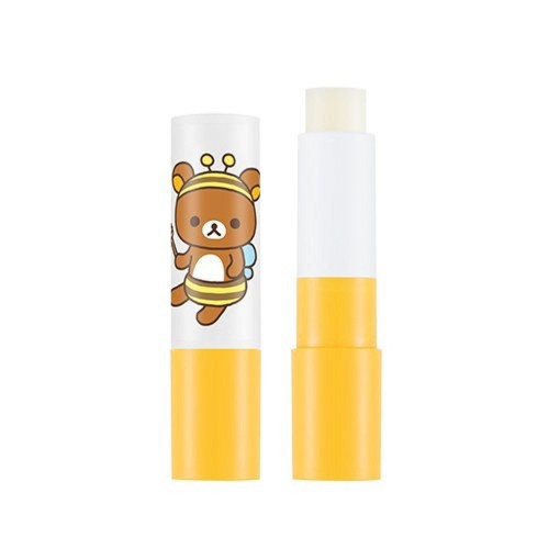 A'PIEU X Rilakkuma Honey & Milk Lip Balm