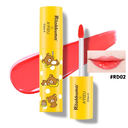 A'PIEU X Rilakkuma Water Light Tint #RD02