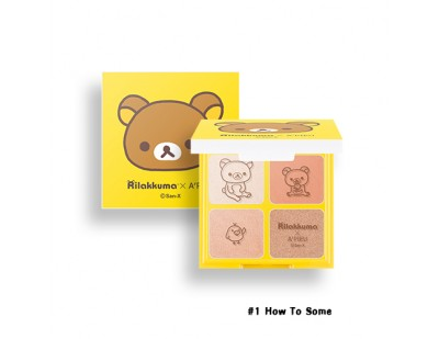 A'PIEU X Rilakkuma For Your Shadow #1 Howe Tusseom