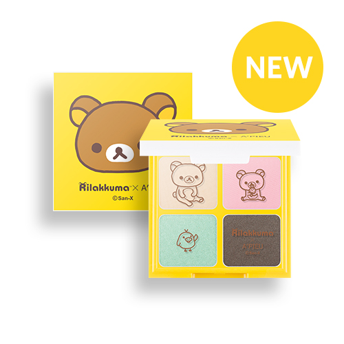 A'PIEU X Rilakkuma For Your Shadow #5 New