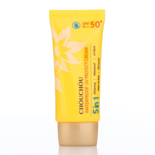 ChouChou Waterproof UV Protect Cream 5 in 1 SPF50+PA+++