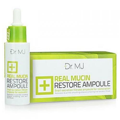 Dr.MJ Real Mucin Restore Ampoule