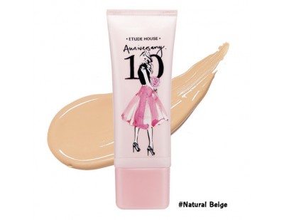 Etude House 10 Anniversary Precious Mineral BB Cream Cover & Bright Fit SPF30 PA++ #‎ผิวธรรมดา-ขาว