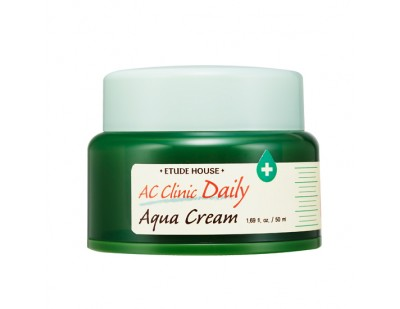 Etude House AC Clinic Daily Aqua Cream