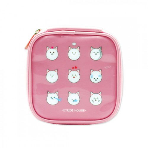 Etude House Sugar & Sweet Jam Pouch #Pink