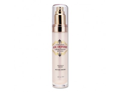 Etude House Age Defense Lifting Essence (Anti-Wrinkle) 45ml. + Firming Cream 10g.
