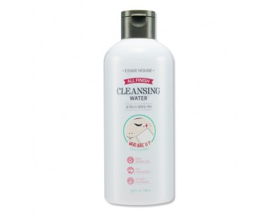 Etude House All Finish Miost Cleansing Water