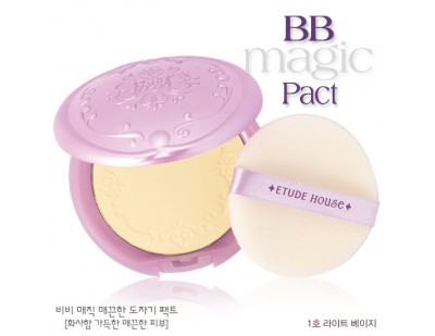 Etude House BB Magic Pact #1 ผิวขาว