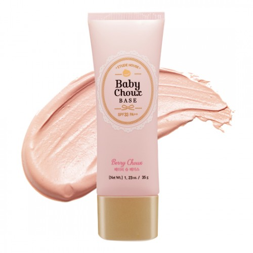 Etude House Baby Choux Base SPF33 PA++ #2 Berry