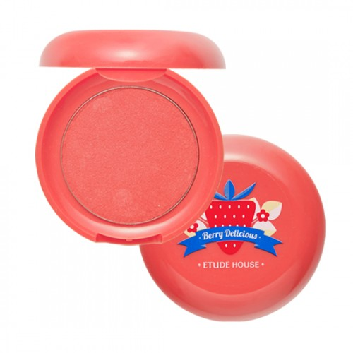 Etude House Berry Delicious Cream Blusher #1 Ripe Strawberry