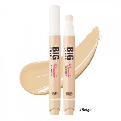 Etude House Big Cover Concealer Cushion SPF30 PA++ #Beige
