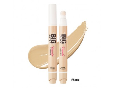 Etude House Big Cover Concealer Cushion SPF30 PA++ #Sand