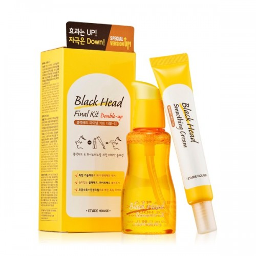 Etude House Black Head Final Kit Double-Up